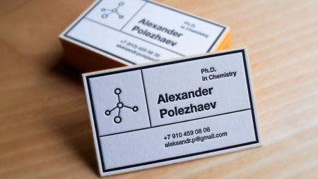 6 ý tưởng thiết kế name card độc lạ từ khắp thế giới.