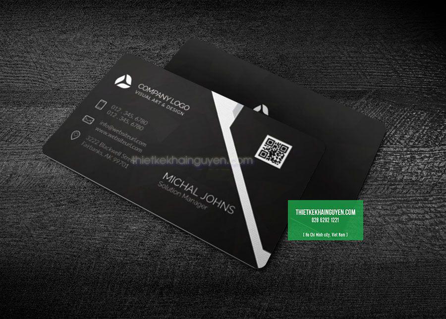 In thẻ nhựa - card nhựa giá rẻ tại tphcm