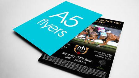 Báo giá in tờ rơi a5, in flyer a5 nhanh rẻ đẹp tại HCM