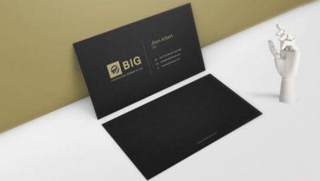 In card visit giám đốc, lãnh đạo nên chọn loại card nào?