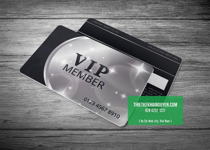 Làm thẻ VIP cho thành viên