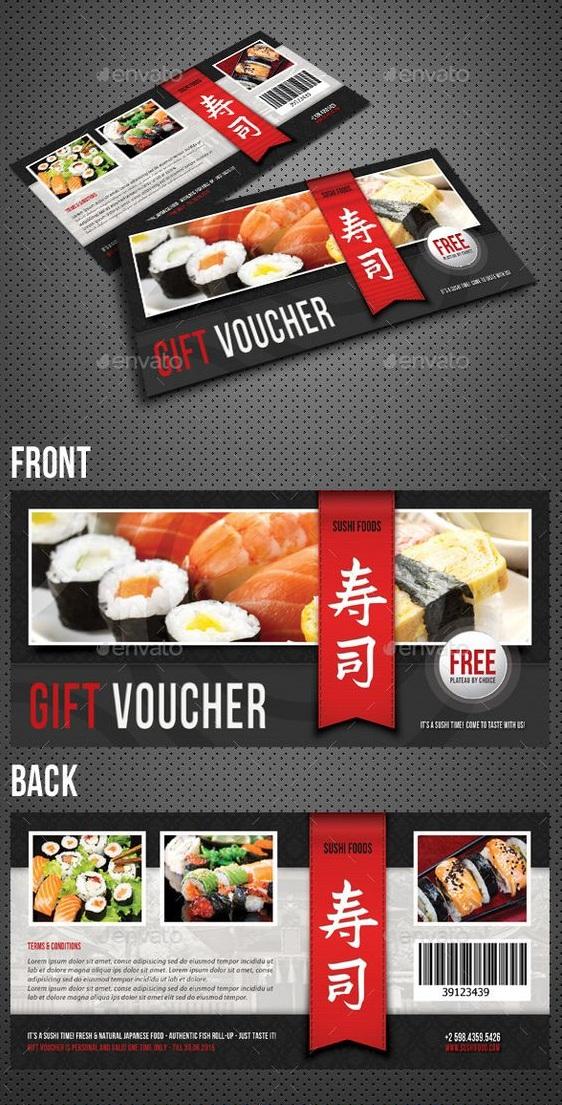 In voucher đẹp cho nhà hàng tại TPHCM