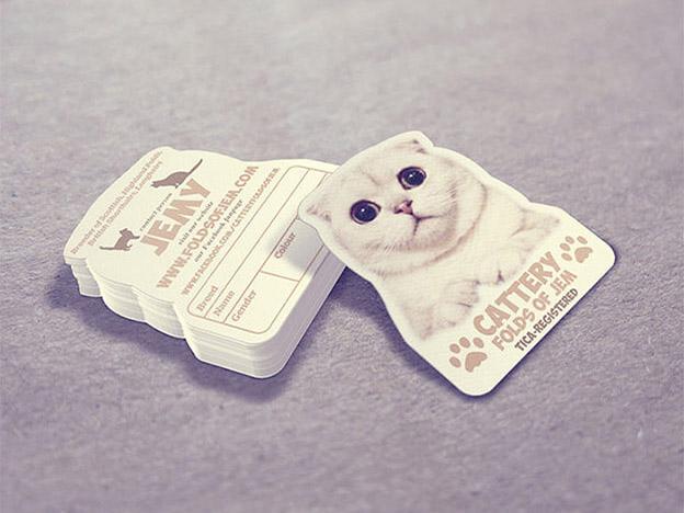 Mẫu thẻ treo quần áo dễ thương hình thú cưngMẫu thẻ treo quần áo dễ thương hình thú cưng