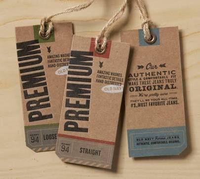 Thiết kế và in ấn tags treo quần áo rẻ đẹp