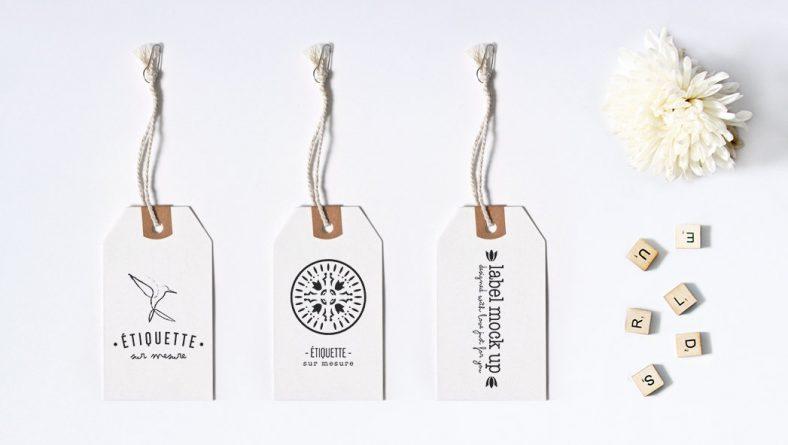 In ấn tags treo quần áo rẻ đẹp