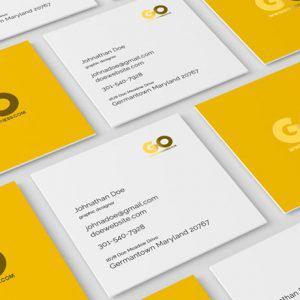 Thiết kế in card visit trong 30 phút