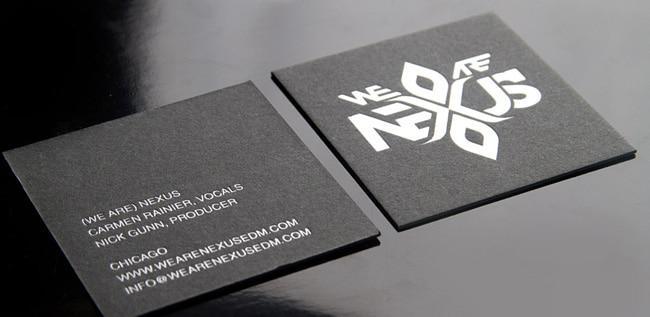 Thiết kế card visit chuẩn mới mang lại hiệu quả tốt nhất