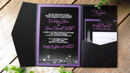 Ý nghĩa quan trọng của màu sắc trong thiết kế thiệp mời