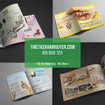 10 mẫu thiết kế catalogue sản phẩm đẹp tại TP.HCM