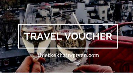 In thẻ quà tặng đẹp giá rẻ cho công ty du lịch
