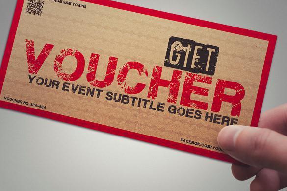 In thẻ quà tặng đẹp bằng giấy Kraft