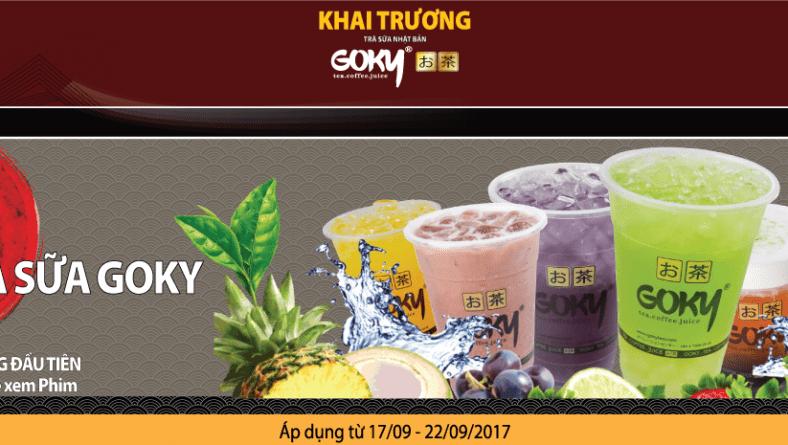 Mẫu in voucher đẹp cho tiệm trà sữa tại TPHCM