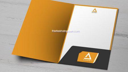 In folder tại tphcm – quy cách in folder chuẩn