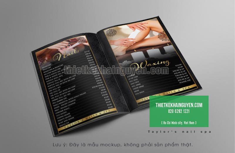 Thiết kế menu Taylor's tại - Wheeling, IL 60090, Hoa Kỳ