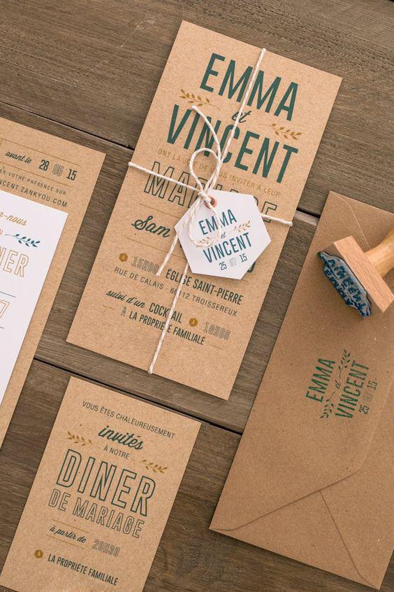 Công ty in In voucher đẹp bằng giấy Kraft