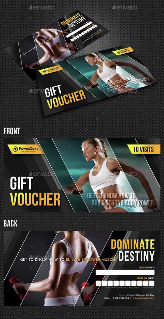 In voucher đẹp cho phòng Gym giá rẻ nhất TPHCM