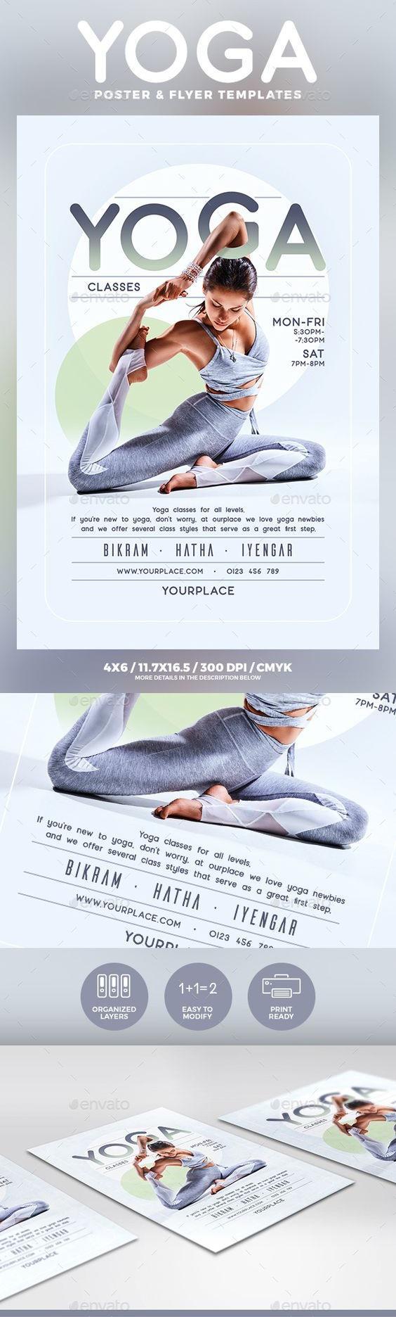 Công ty chuyên in voucher đẹp cho phòng tập Yoga tại TPHCM