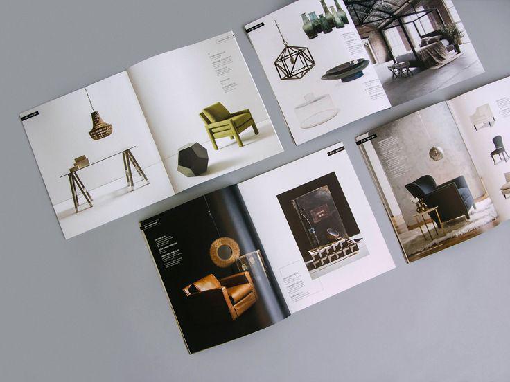 Làm brochure nội thất đơn giản sang trọng mang lại hiệu quả cao