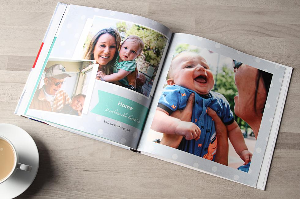 Lưu giữ những hình ảnh đẹp nhất của bé với cuốn photobook mini