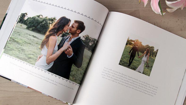 Mẫu photobook weddding cực đẹp