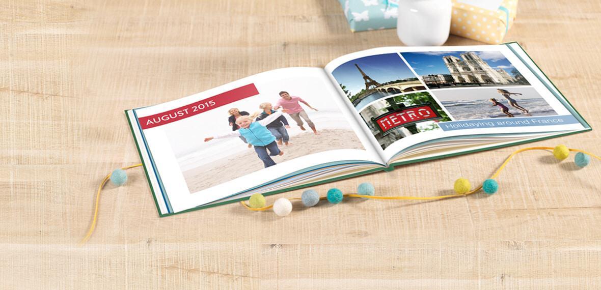 Xác định chủ đề giúp việc tạo ra photobook sẽ dễ dàng và nhanh chóng hơn