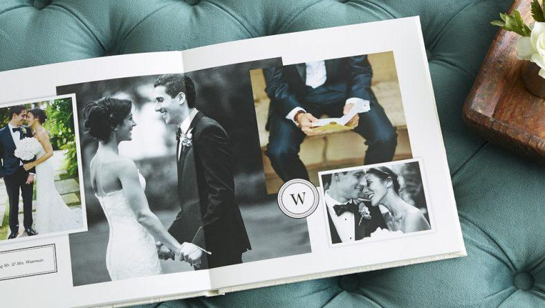 album cưới dạng photobook đẹp tuyệt vời