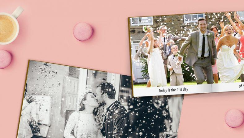 Mẫu album cưới photobook tuyệt đẹp