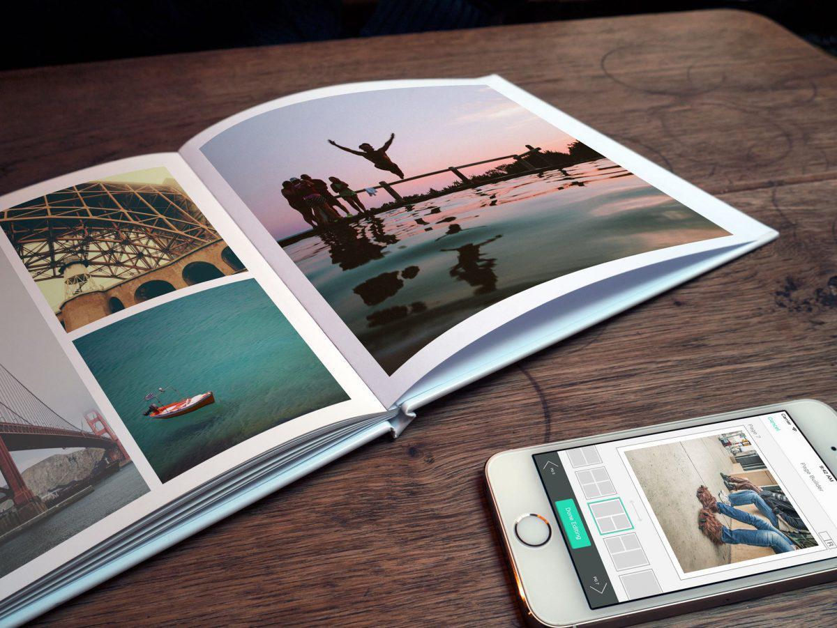 Một bố cục đẹp sẽ giúp cuốn photobook bạn đẹp hơn