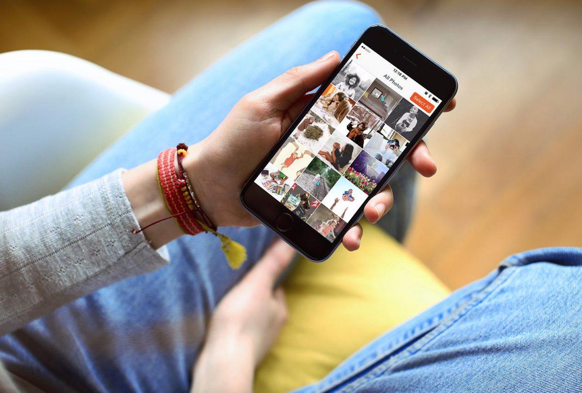 Trước khi thiết kế hãy dành thời gian để lựa chọn hình ảnh cho cuốn photobook