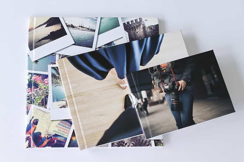 Mẫu photobook bìa cứng cực đẹp