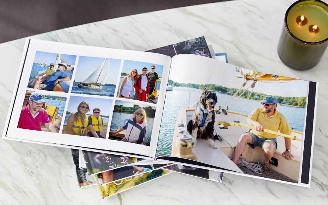Mẫu photobook tạp chí với chủ đề du lịch dành cho bạn