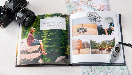 Những chủ đề thú vị nên có khi làm photobook du lịch.