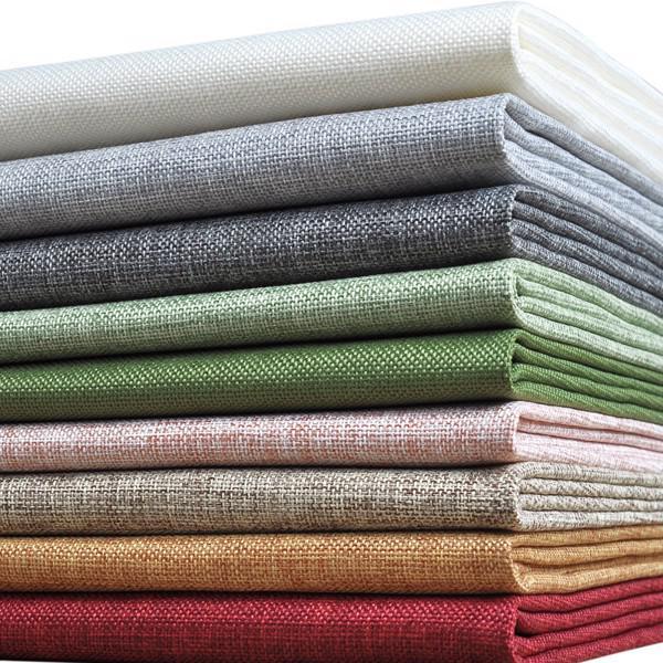 Vải linen khá đang dạng về màu sắc cho bạn chọn khi làm bìa photobook