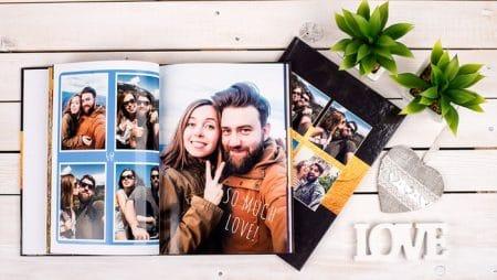 4 ý tưởng thú vị để làm mini photobook