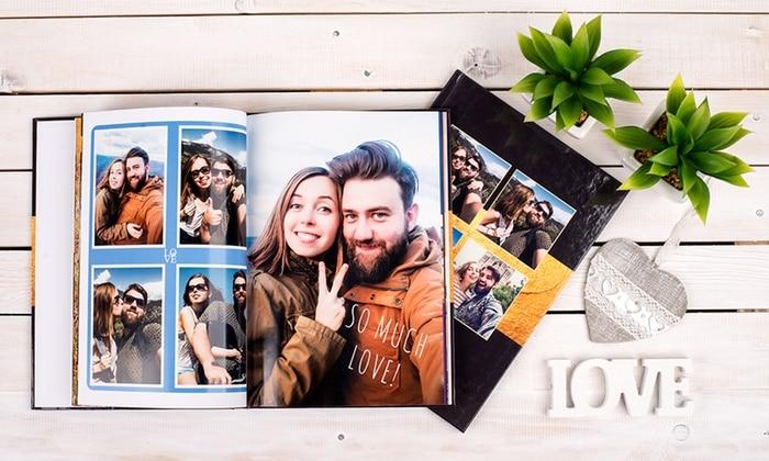 Viết lên câu chuyện tình yêu của bạn bằng hình ảnh với mini photobook