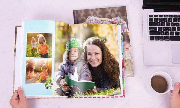 Với cuốn sách ảnh trẻ em bạn có thể dễ dàng ngắm nhìn hình ảnh con bạn ở mọi lúc, mọi nơi