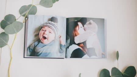 Cách tạo ra cuốn sách ảnh trẻ em đẹp hoàn hảo