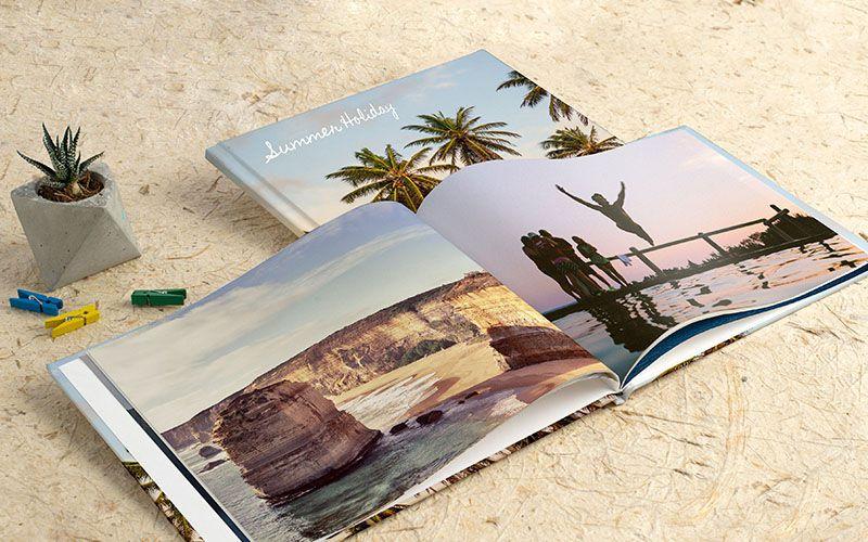 Mẫu album photobook du lịch siêu đẹp