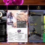 Bảng giá menu Vip Nails Spa