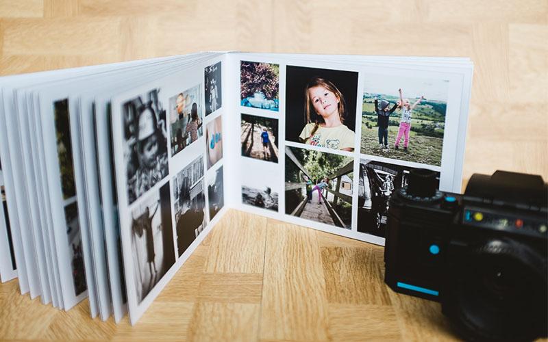 Photobook là món quà ý nghĩa dành tặng những người thân yêu của bạn