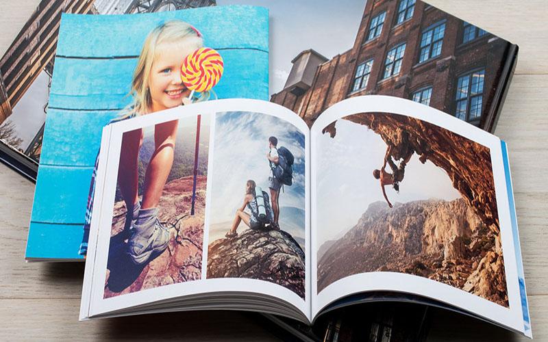 Làm album ảnh du lịch sau mỗi chuyến đi là một ý tưởng tuyệt vời