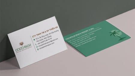 Các mẫu name card đẹp với thiết kế chuẩn vector – chuẩn in ấn