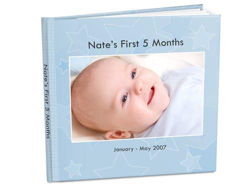 Mẫu photobook bìa cứng siêu đẹp