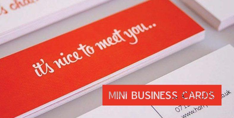 mini card, name card, danh thiếp siêu nhỏ