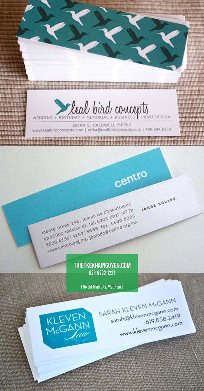 Một số gợi ý thiết kế & in mini card giấy mỹ thuật