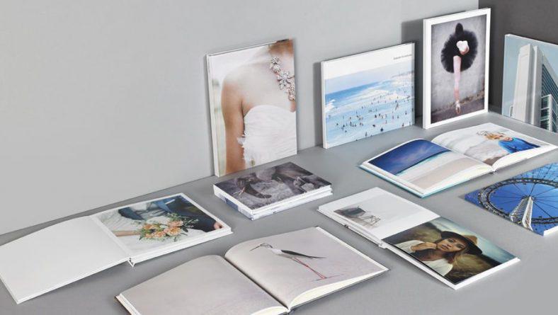 Rất nhiều ý tưởng tạo photobook cho kho tàng hình của bạn
