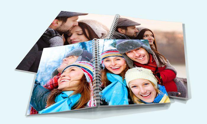 Mẫu photobook lò xo cực đẹp dành cho bạn