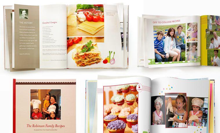 Cùng lưu giữ những khoảnh khắc đẹp trong nhà bếp với cuốn photobook