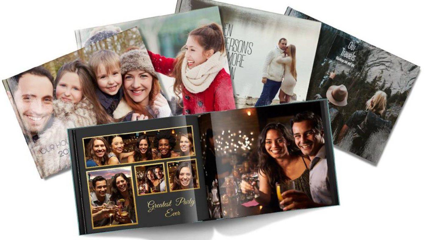 Photobook là ý tưởng hoàn hảo để lưu giữ kỷ niệm đẹp của bạn