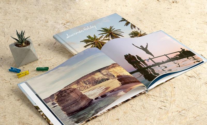 Với photobook bạn dễ dàng tùy chỉnh và sáng tạo theo ý mình muốn